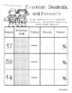 Superheroes - Hundreds Chart: Fractions / Decimals / Percents