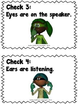 Superheroes Listening Packet