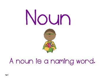 Superheroes Nouns