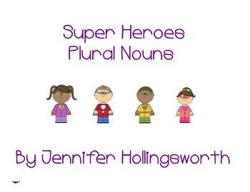 Superheroes Plural Nouns