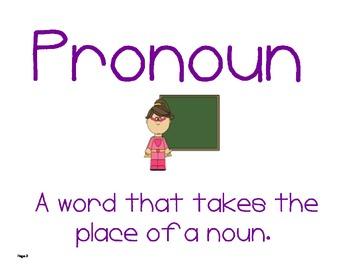 Superheroes Pronouns