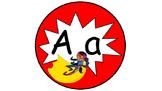 Superheroes Spanish Alphabet