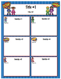 Superheroes Classroom Newsletter Template