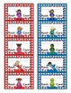 Superheroes Punch Cards