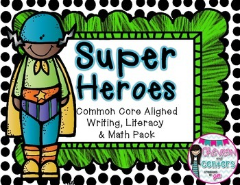 Superheroes Unit