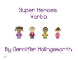 Superheroes Verbs