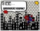 Superheroes at Work - Poster Set