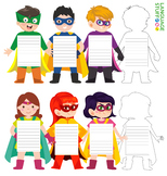 Superheroes project