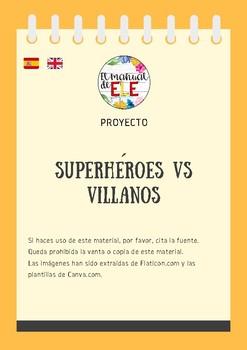 Superhéroes vs villanos