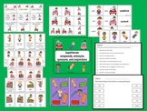 Superheroes: compounds, antonyms, synonyms, and conjunctions