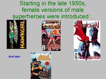 Superheroins