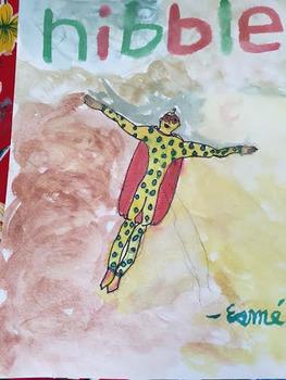 Superheros! Art Lesson for Lower Elementary