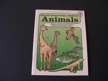 Superific Science Series- Animals