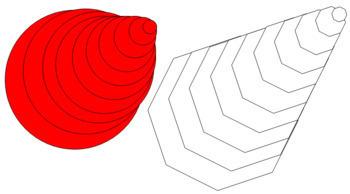 Superimposed Geometric Figures