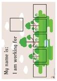 Superkids Animal Theme Token Board