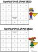 Superkids Dolch Word Bingo