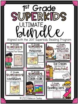 Superkids Reading Program: ULTIMATE Bundle