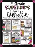 Superkids Reading Program: ULTIMATE Bundle 1st Grade