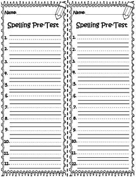 Superkids Second Grade Unit 5 Spelling Resource