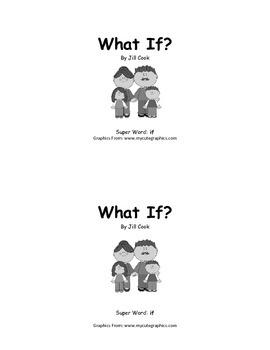 Sight Word Reader - if