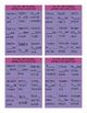 Superlative Adjectives Tic-Tac-Toe or Bingo