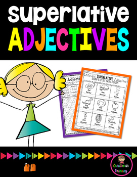 Superlative Adjectvies