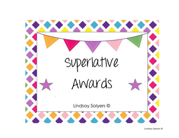 Superlative Awards