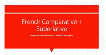 Superlative Quiz