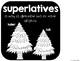Superlatives {No Prep Practice}