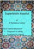 Superlattiv Assolut Maltese Worksheets