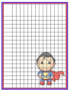 Superman Record Sheet