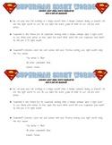 Superman Sight Word Practice