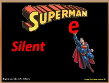 Superman Silent e  Package, pt. 1