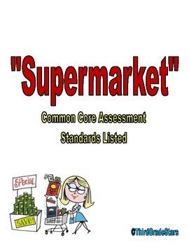 Supermarket Assessment Reading Street Third Grade
