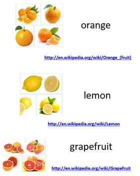 Supermarket Fruits (Supermarket Series)