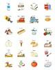 Supermarket Grocery Task List - Bilingual