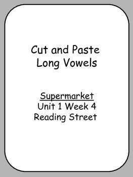 Supermarket Long Vowels