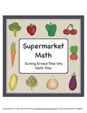 Supermarket Math