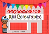 Supermarket Mini Collectables Pack