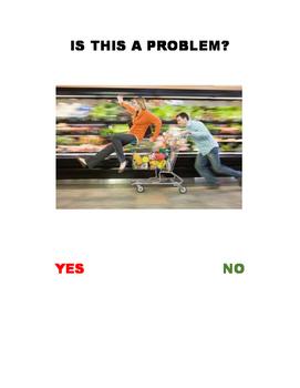 Supermarket Problem Solving