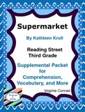 Supermarket---Reading Street---Supplemental Packet