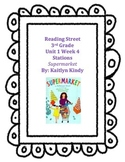 Supermarket Reading Street Unit 1 Week 4