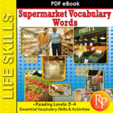 Supermarket Words