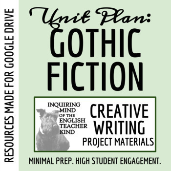 creative writing outline