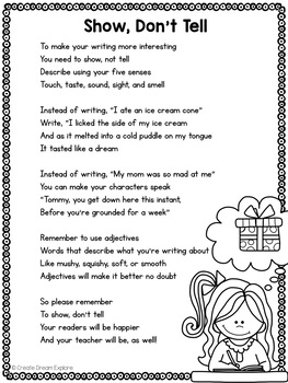 Poem of the Week Bundle 2 Activities for Poetry and Shared Reading Packs 6 to 10