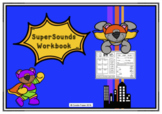 Digraphs - 'Supersounds' Workbook