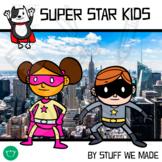 Superstar Kids Freebie