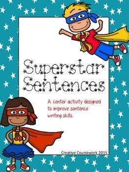 Superstar Sentence Center