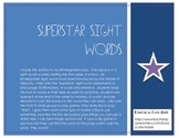 Superstar Sight Words