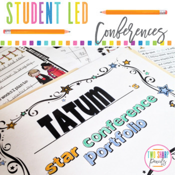 Student Led Conferences (Editable!)